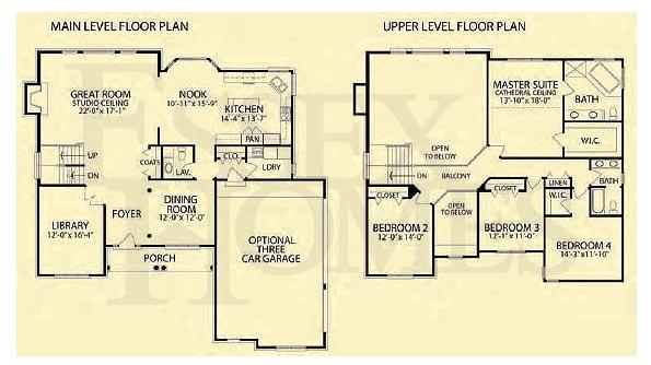 york-floor-plan